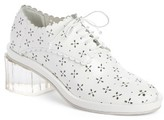 Simone Rocha Women's Laser Cut Midi Brogue Oxford