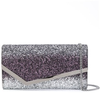 Jimmy Choo Emmie clutch bag
