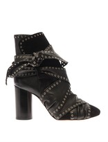 Isabel Marant Aubrey leather ankle boots