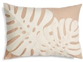 Nordstrom Palm Embroidered Accent Pillow