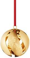 Georg Jensen 2016 Christmas Open Ball Ornament