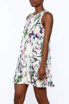 Amanda Uprichard Spring Floral Dress