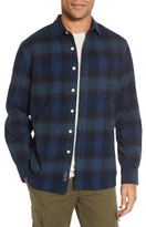 Grayers Men's 'Hewitt Heritage' Regular Fit Plaid Flannel Sport Shirt