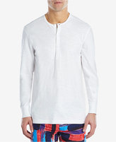 2xist 2(xist) Men's Cotton Henley Pajama Shirt