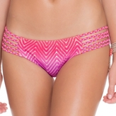 Luli Fama Braided Side Full Bottom In Multicolor (L49730Z)