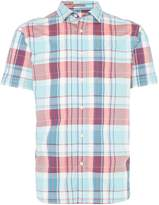 Howick Men's Halendale Check Short Sleeve Shirt