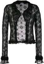 Chanel Pre Owned 2004's crochet cardigan