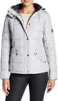 Barbour Quilted Puffer Hooded Jacket