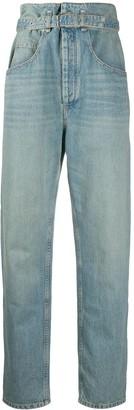 Etoile Isabel Marant Gloria high-rise jeans
