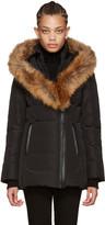 Mackage Black Down Adali Coat