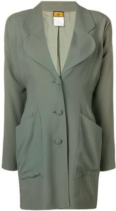 Fendi Pre-Owned blazer dress