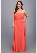 Rachel Pally Plus Plus Size Clea Dress White Label - Exclusive