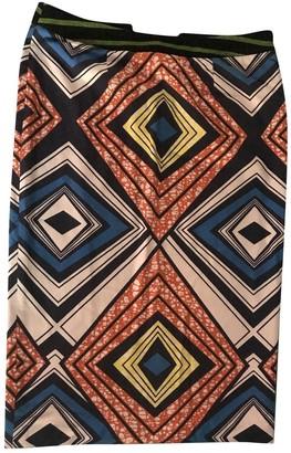 Stella Jean Multicolour Cotton Skirts