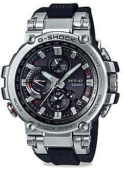 G-Shock Men's Stainless Steel Strap Watch
