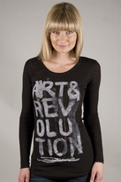 Art and Revolution Thermal in Black