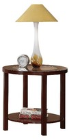 ACME Furniture Patia End Table Espresso - ACME