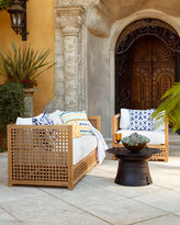 Horchow Maya Outdoor Chair Cushions