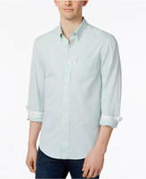 Ben Sherman Men's Carlisle Flecked Long-Sleeve Shirt