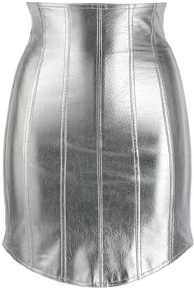 David Koma High-Waisted Skirt