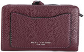 Marc Jacobs logo embossed wallet