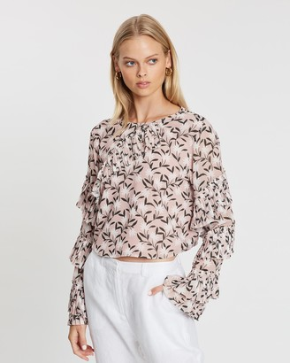 Grace Willow Paloma Top