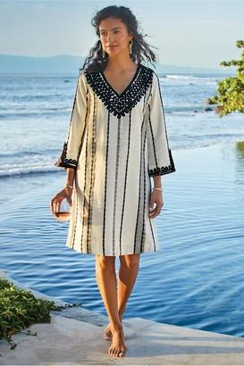 Soft Surroundings Coco de Mer Dress