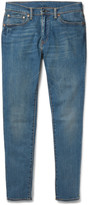 Levi's - 512 Slim-fit Stretch-denim Jeans