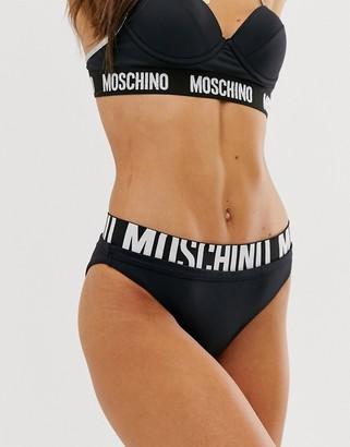 Moschino bikini briefs