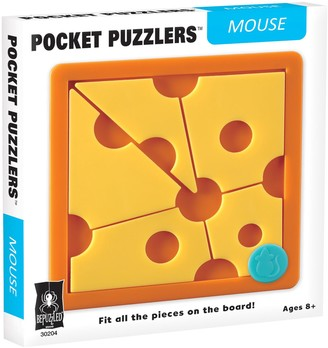 University Games Pocket Puzzlers Mouse