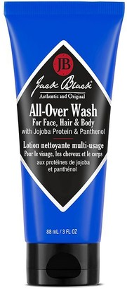 Jack Black All-Over Wash For Face, Hair And Body 88 Ml