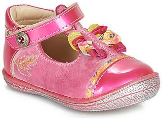 Catimini CORMORAN girls's Sandals in Pink