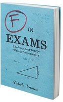 Chronicle Books F in Exams