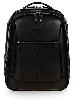 Bric's Men's Varese Director Medium Leather Backpack