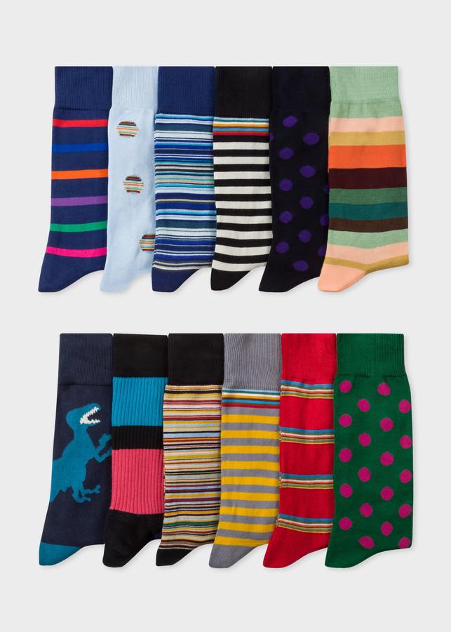 Paul Smith Men's Classic Sock Subscription