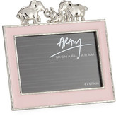 Michael Aram Girls' Elephant 4 x 6 Picture Frame Pink