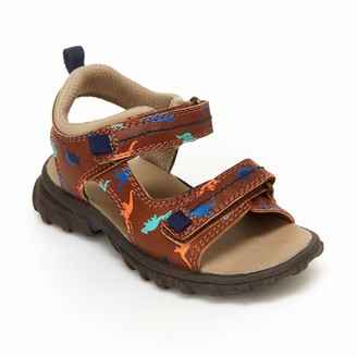 Carter's Boys' Karter Hook and Loop Play Sandal