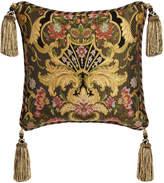 "Austin Horn Classics Gustone Floral Pillow, 20""Sq."