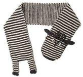 Oliver & Adelaide Toddler's & Little Kid's Merino Wool Zebra Scarf