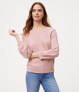 LOFT Sweatshirt Sweater