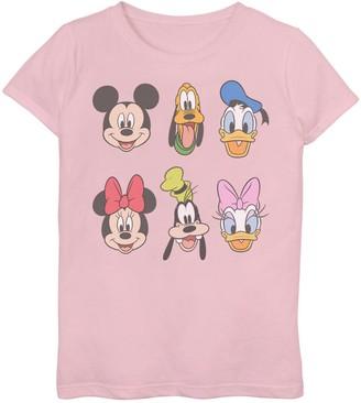 Disney Disney's Mickey Mouse Girls 7-16 Always Trending Graphic Tee