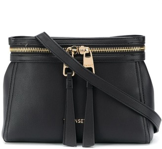 Twin-Set Tassel-Detail Tote Bag