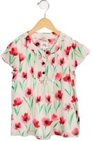 Milly Minis Girls' Floral Print Dress