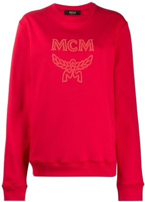 MCM Logo-Detail Jumper