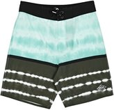Rip Curl Combine Tyed And Dyed Stripe Boardshorts