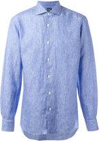 Barba button-up shirt
