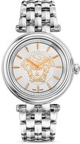 Versace Stainless Steel Khai Watch, 38mm