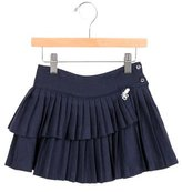 Tartine et Chocolat Girls' Pleated A-Line Skirt w/ Tags
