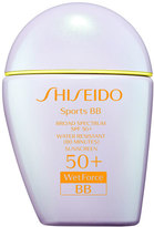 Shiseido Sports BB Broad Spectrum SPF 50+ WetForce, Dark, 30 mL