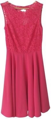 Claudie Pierlot Pink Lace Dresses