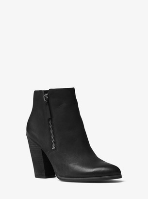 MICHAEL Michael Kors Denver Leather Ankle Boot